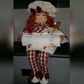 Bambola portascottex elenoire