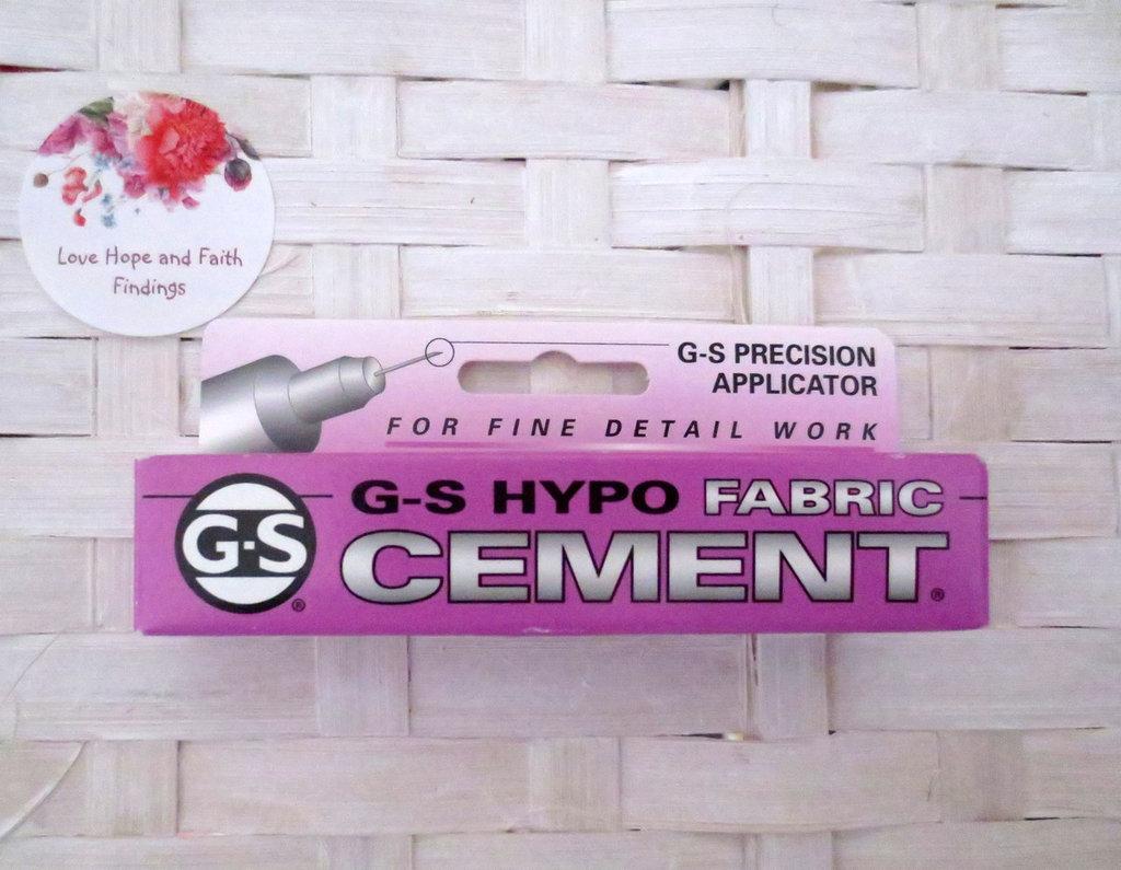 G-S HYPO CEMENT FABRIC (colla di precisione) (9 ml)