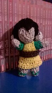 bambola amigurumi toph avatar