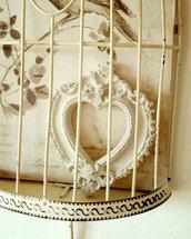 Fregio #6 cuore decorativo per mobili