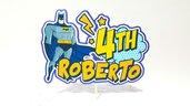 Batman birthday cake topper // Supereroi birthday cake topper // Avengers birthday party // personalizzabile nome e anni cake topper // pop art