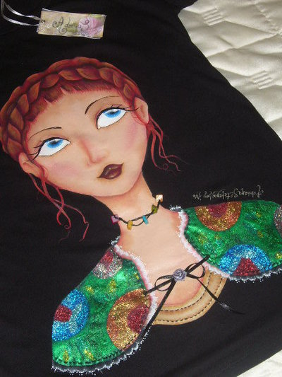 Camiseta Princesa