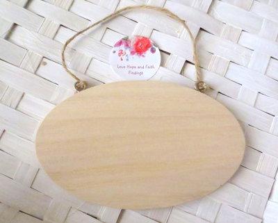 Ovale in legno da decorare (9x14cm) (cod.new)