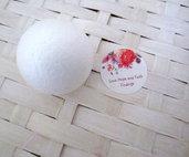 Sfera in polistirolo (diametro 50 mm) (cod. new)