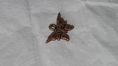 Charms,a farfallina brunita