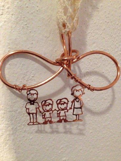 L'amore infinito di una famiglia