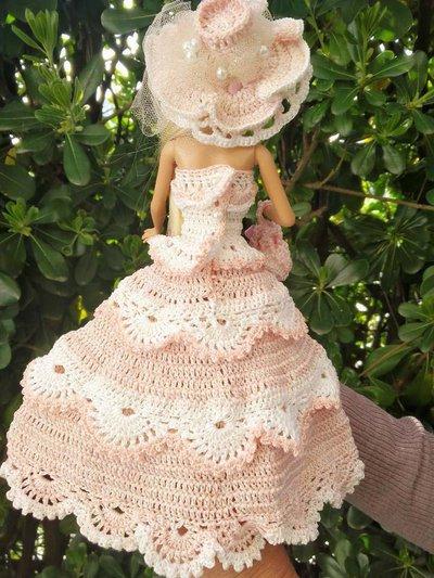 Vestiti Uncinetto Bambole