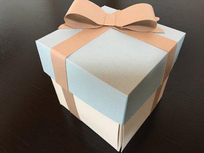 Explosion box nascita