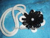 Collana Fiore di Lana