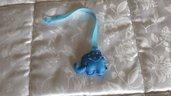 Catenella porta ciuccio con elefantino portafortuna