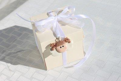 Bomboniera comunione scatola
