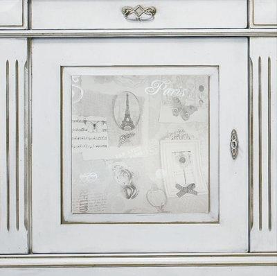 5 metri di carta decorativa paris per pareti porte - Carta adesiva decorativa per mobili ...
