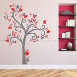 L' albero delle farfalle adesivo da muro per decorare la tua casa