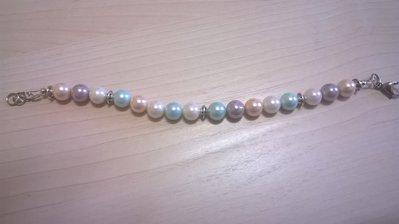 Bracciale perle coltivate