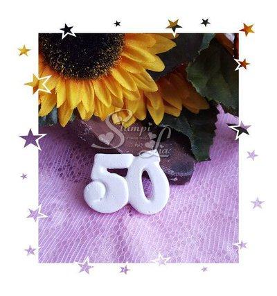 Stampo *Numero 50*