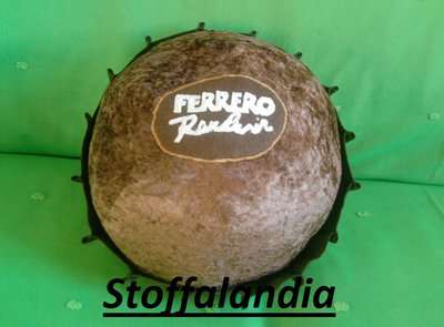 FERRERO RONDNOIR CUSCINO IDEA REGALO