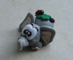 elefante porta fortuna