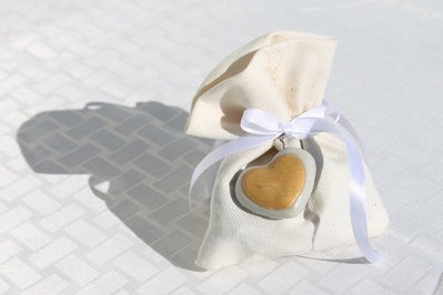 Bomboniera sacchetto matrimonio