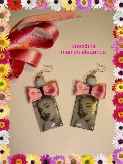 orecchini marilyn