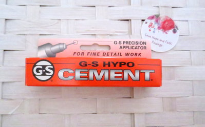 G-S HYPO CEMENT (colla di precisione) (9 ml)