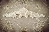 Fregio #12 in resina decorativo per mobili