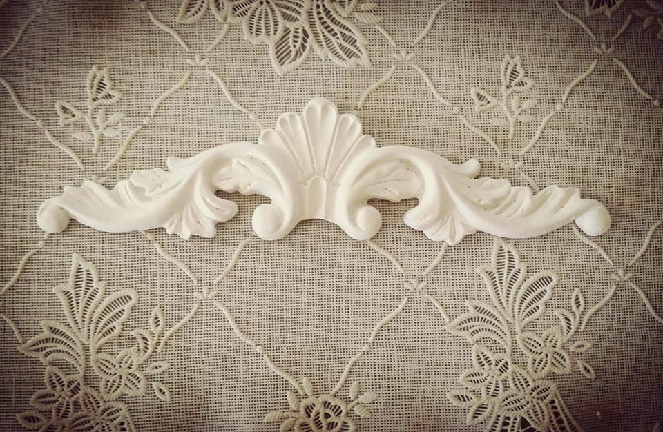 Fregio 12 in resina decorativo per mobili per la casa e - Resina per mobili ...