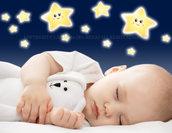 Le Stelline fluorescenti per la cambretta dei tuoi bambini