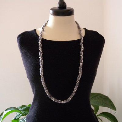 collana wool e catena