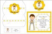 Kit Prima Comunione Stampabile e personalizzabile