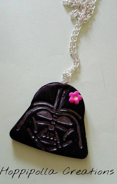 Collana Darth Vader