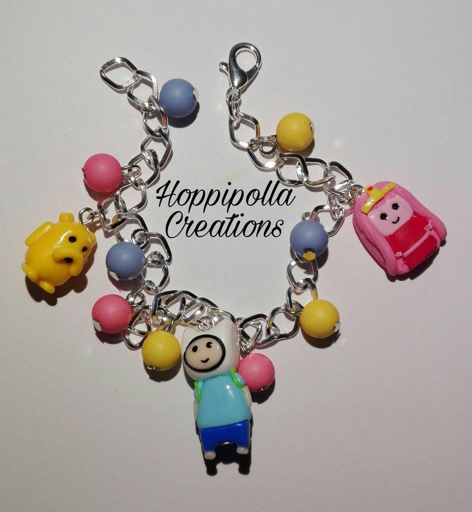 Bracciale Adventure Time