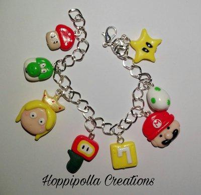 Bracciale Super Mario