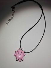 Collana Pokemon Clefairy
