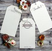 Tableau de mariage - cartoncini