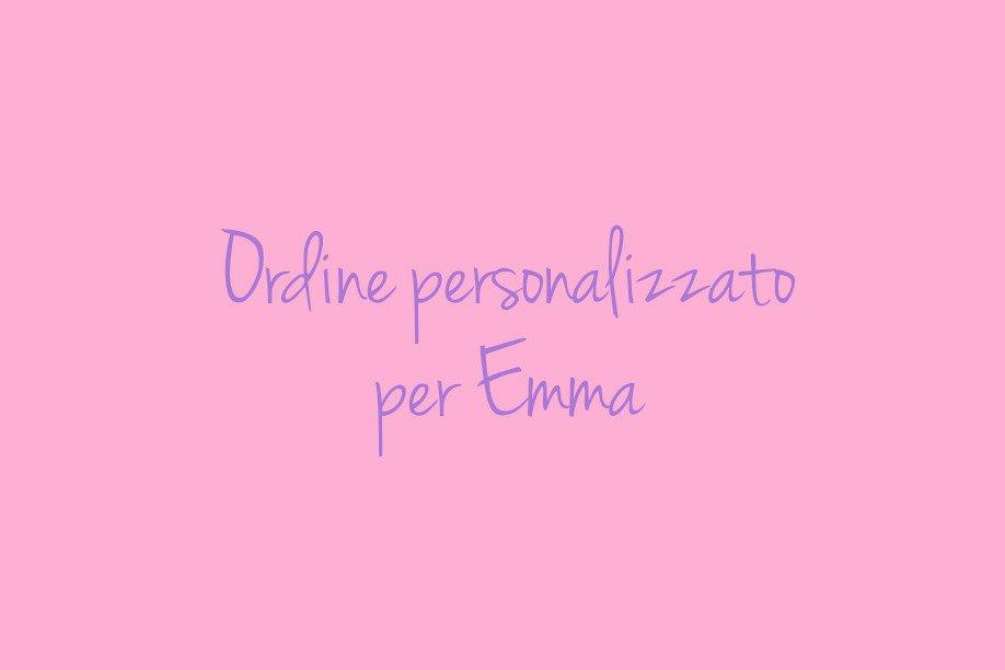 Ordine privato per Emma