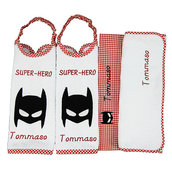 Set asilo super eroi Batman