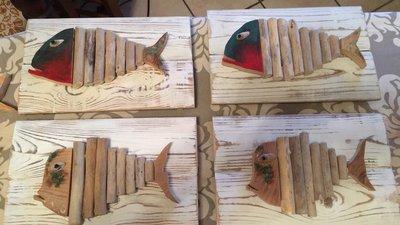 Quadretti con pesci per la casa e per te decorare casa for Oggettistica per la casa design