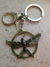 Portachiavi Mockingjay Hunger Games
