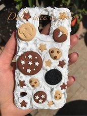 Cover cellulare biscottosa