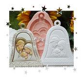 Stampo *Campana con Sacra Famiglia*