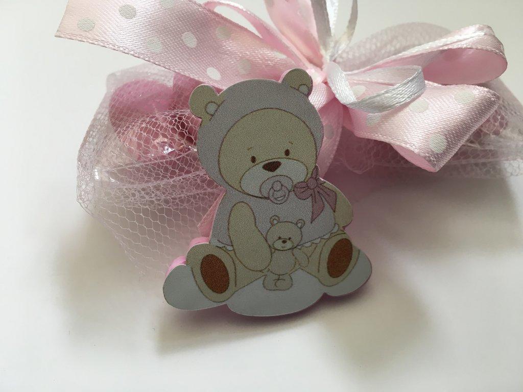 Calamita orsetto nascita economica