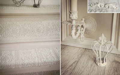 Pacchetto decorativo shabby chic in offerta