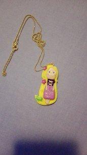 Collana Principessa Rapunzel