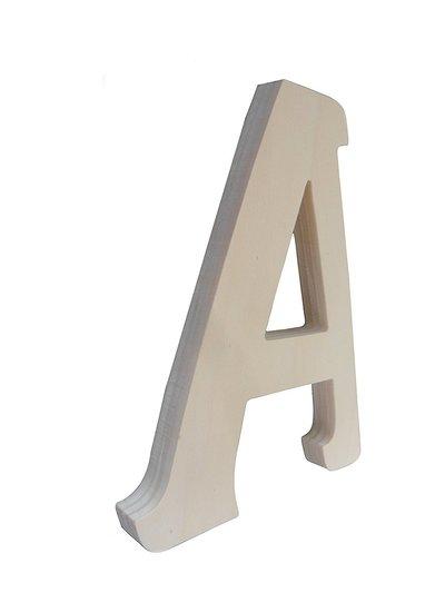 Lettere in legno GRANDI DIMENSIONI