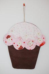 Presina Cupcake in cotone