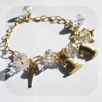 SEW BABY SEW! bracelet