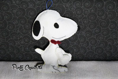 Snoopy in pannolenci