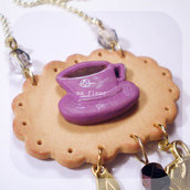 COOKIE TIME necklace