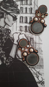 _like audrey_ orecchini soutache