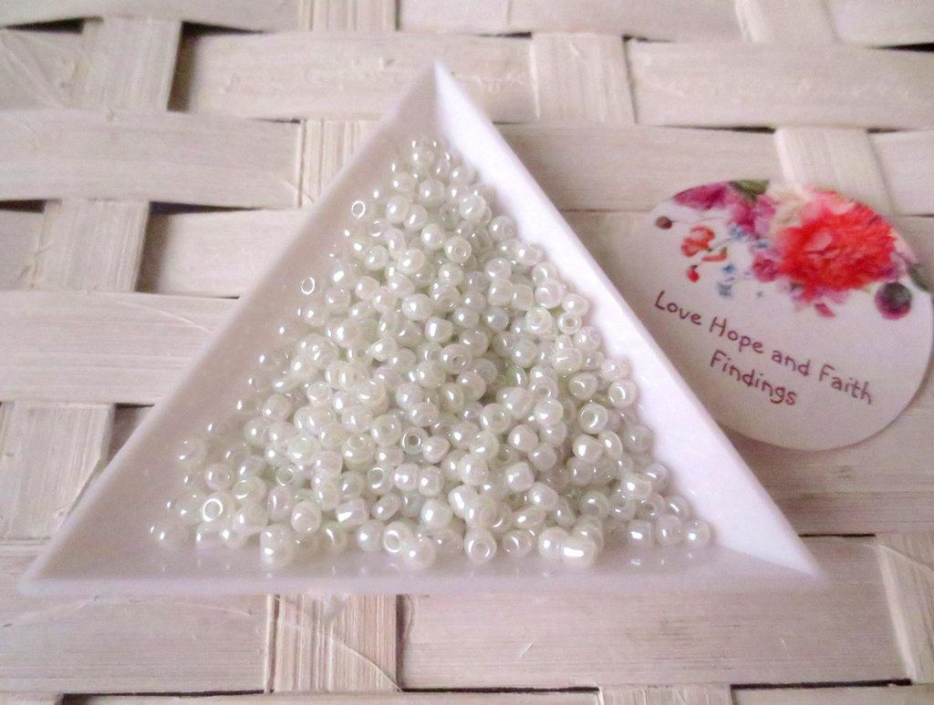 """Conteria """"White""""  (3 gr x 3mm) (cod.new)"""